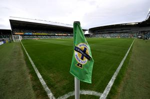 The Irish FA are planning to hold the Junior Cup finals next week.