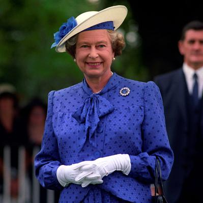File photo dated 28/07/90 of Queen Elizabeth II at Ascot for the King George VI and Queen Elizabeth Diamond Stakes as she turns 90 on the April 21st. PRESS ASSOCIATION Photo. Issue date: Sunday April 3, 2016. See PA story ROYAL Birthday. Photo credit should read: Adam Butler/PA Wire