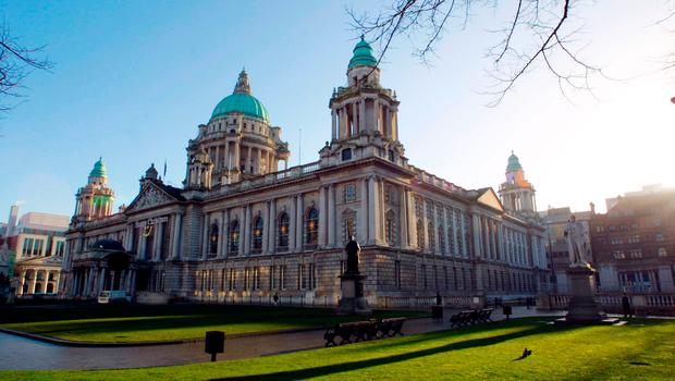 "Parties at Belfast City Hall have accused Sinn Fein and the DUP of ""abusing"" the council's 'call-in' procedure in a string of controversial funding decisions"