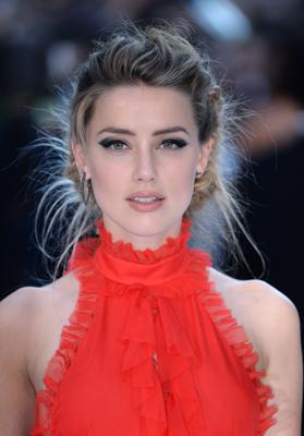 Amber Heard alleges Johnny Depp was violent towards her during their marriage (Anthony Devlin/PA)