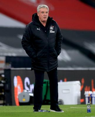Newcastle manager Steve Bruce says it is a concern to see so many players from the past now suffering with dementia (Adam Davy/PA)