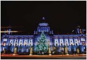 Belfast City Hall - Courtesy of Visit Belfast