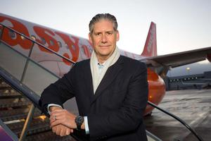 EasyJet chief executive Johan Lundgren (EasyJet/PA)