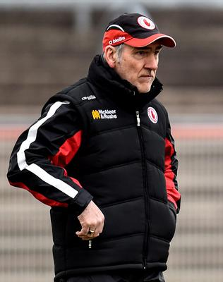 Mickey Harte must decide his choice of goalkeeper before Tyrone's showdown with Limerick