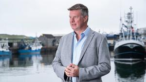 Alan McCulla, chief executive, Sea Source