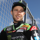 Out in front: Jonathan Rea is out to build on his World Championship lead at Assen