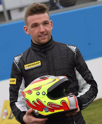 Big chance: Chris Smiley will drive for Ulster-owned BTC Norlin