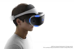Sony's Morpheus VR device set to launch in 2016
