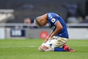 Richarlison should have given Everton an early lead (Alex Pantling/PA)
