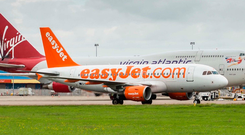 Direct flights outside the borders of UK and Ireland are largely reliant of transfers through hub airports