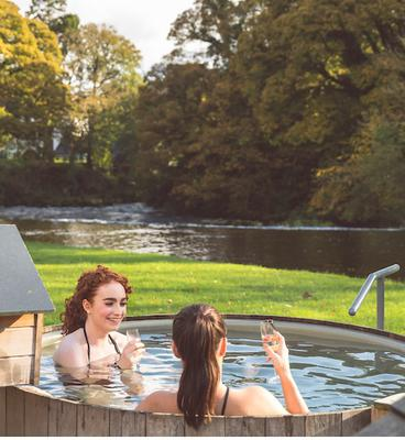 RELAX: Galgorm Spa and Golf Resort