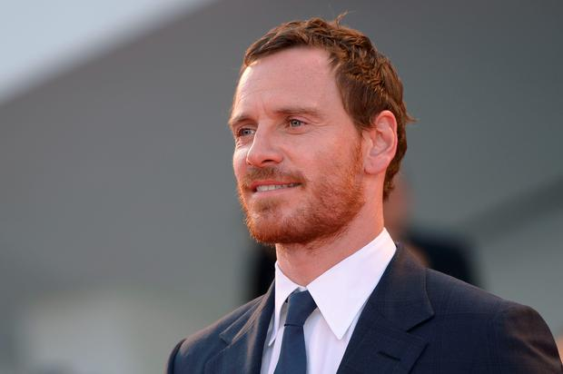"British actor Michael Fassbender poses on the red carpet before the premiere of the movie ""The Light Between Oceans"" presented in competition at the 73rd Venice Film Festival on September 1, 2016 at Venice Lido. / AFP PHOTO / FILIPPO MONTEFORTEFILIPPO MONTEFORTE/AFP/Getty Images"