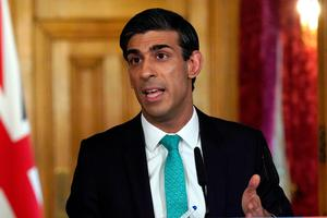 Finances: Chancellor Rishi Sunak has been unable to protect every citizen to the same degree