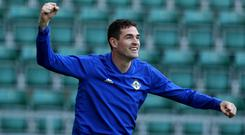Where next for Kyle Lafferty?