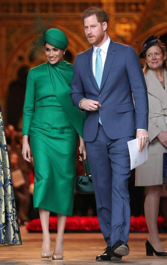 Lawyers for the duke and duchess said the Sussexes believed staff to be comfortable and happy (Yui Mok/PA)