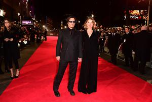 Johnny Depp and Amber Heard married in Los Angeles in February 2015 (Ian West/PA)