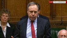 Nigel Dodds, speaking in the House of Commons.