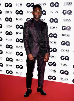 Tinie Tempah attends the GQ Men Of The Year Awards (Photo by Gareth Cattermole/Getty Images)