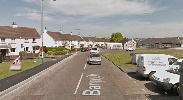 Bann Drive in the city. Picture: Google Maps