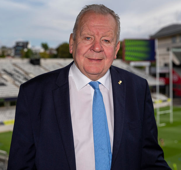 World Rugby chairman Bill Beaumont