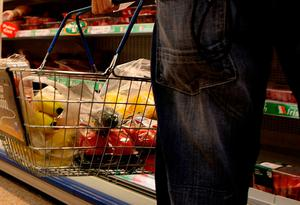 Food prices helped push up inflation notching 0.1% higher on the month in July following a fall of 0.2% over the period last year. Photo: Julien Behal/PA