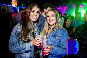 22 Feb 2020 People out at Limelight for AAA Saturdays. (Liam McBurney/RAZORPIX)