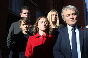 Ann Maguire's family want lessons to be learned (Peter Byrne/PA)