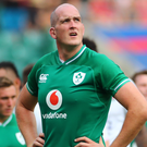 No go: Devin Toner has been left out of Irish squad