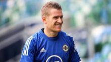 Steven Davis will join Pat Jennings on 119 caps for Northern Ireland when he leads the team out against Norway.