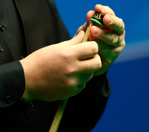 The Betfred World Snooker Championship has been postponed in the latest major change to the sporting calendar caused by the coronavirus pandemic.  (stock photo)