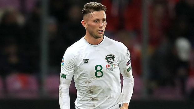 Republic of Ireland midfielder Alan Browne is looking to defy the World Cup odds (Simon Cooper/PA)