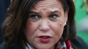 Mary Lou McDonald has predicted she will become Taoiseach (Niall Carson/PA)