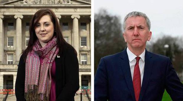 Megan Fearon and Mairtin O Muilleoir both served in the last Executive.
