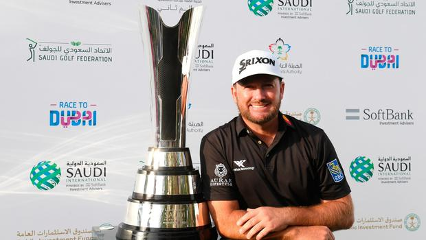 Graeme McDowell has ended his five-and-a-half year wait for his 11th European Tour win.