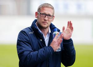 Dungannon Swifts boss Kris Lindsay