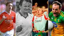 Armagh's Kieran McGeeney, Monaghan's Eugene 'Nudie' Hughes, Tyrone's Peter Canavan and Donegal's Michael Murphy feature highly on our lists.