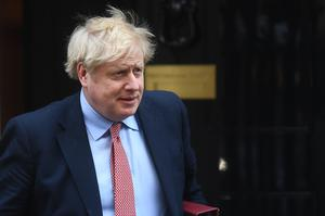 Boris Johnson is expected to return to Downing Street after recovering from coronavirus (Victoria Jones/PA)
