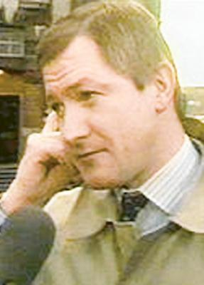 Belfast solicitor Pat Finucane (PA)