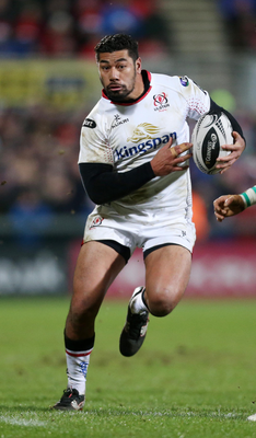 Charles Piutau will leave Ulster next year for Bristol Rugby