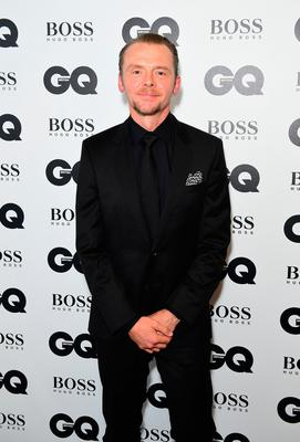 Simon Pegg during the GQ Men of the Year Awards 2017 held at the Tate Modern, London. PRESS ASSOCIATION Photo. Picture date: Tueday September 5th, 2017. Photo credit should read: Ian West/PA Wire