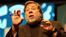 """Steve Wozniak, the co-founder of a US technology giant Apple which used its Irish subsidiaries to lower its tax bill, speaking at the Millennium forum in Londonderry has said big corporations should be treated the same as the """"little guy"""". PRESS ASSOCIATION Photo. Picture date: Thursday May 30, 2013. See PA story ULSTER Apple. Photo credit should read: Paul Faith/PA Wire"""