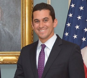 Michael Ortiz, who was formerly security adviser to the Obama administration