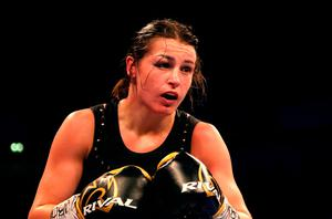 Fight off: Katie Taylor