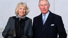 Prince Charles and his wife, the Duchess of Cornwall