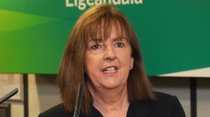 Evelyn Cusack said they will be displaying warnings on their website for Northern Ireland (Brian Lawless/PA)