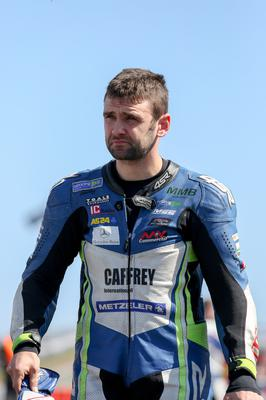PressEye - Belfast - Northern Ireland - 9th May 2017  Vauxhall International North West 200 practice sessions.  Pictured: William Dunlop.  Picture: Philip Magowan / PressEye