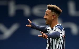 Callum Robinson scored twice for West Brom against Chelsea (Nick Potts/PA)