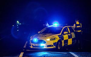 Emergency Services at the scene of a crash on the Armagh Road in Moy on September 9th 2020 (Photo by Kevin Scott for Belfast Telegraph)