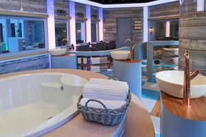 Inside the CBB 2017 house (Channel 5/PA Wire)