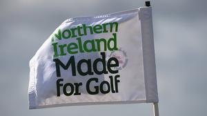 Golf in Northern Ireland could be back soon.